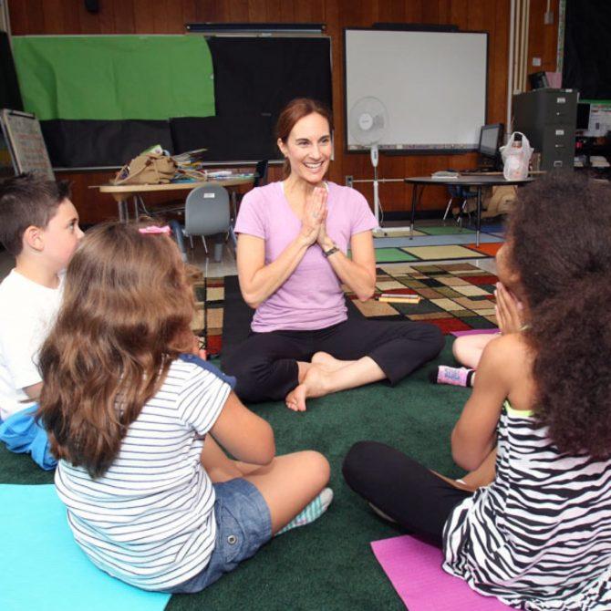 Zensational Kids Yoga Image